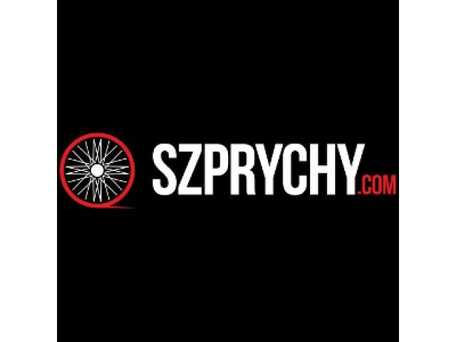 Internetowy sklep rowerowy - Szprychy