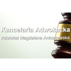 Adwokat Warszawa - Kancelaria Antoszewska