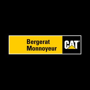 Używane minikoparki  - Bergerat Monnoyeur