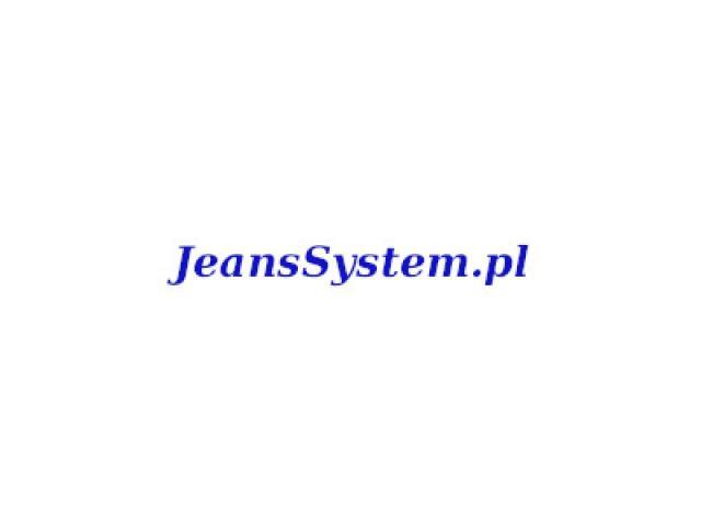 Spodnie jeansowe męskie lee